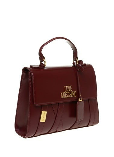 Love Moschino Omuz Çantası Bordo